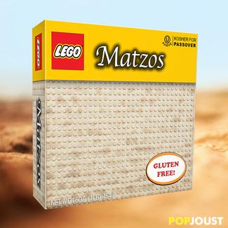 Lego Matzos