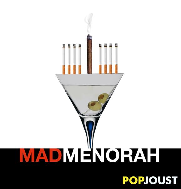 MadMenorah