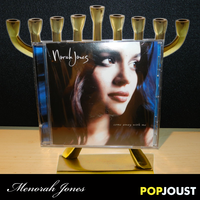 Menorah Jones