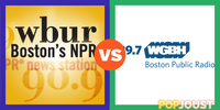 Which is the better Boston public radio station