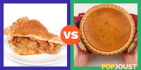 Which is the better Thanksgiving pie