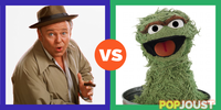 Who039s the bigger grouch