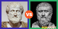 Who was the greater philosopher