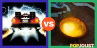 Which is the better time machine