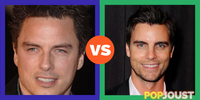 Which actor looks more like Tom Cruise