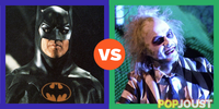 Which was the better Michael Keaton role