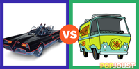 Which is the better crime-fighting vehicle