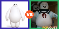 In a battle of plump white movie characters, who would win