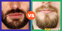 Which is the better men039s facial hair