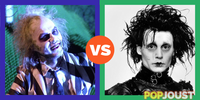 Which is the better white-faced Tim Burton character