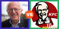 Who039s the more likable Sanders