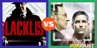 Which is the darker network crime drama