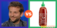 Which is hotter