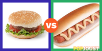 Which is the better cook-out food