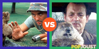 Which is the better Bill Murray vs. rodent buddy flick