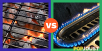 Which is the better way to grill