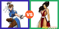 Who is the mistress of fighting games