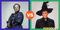 Who is the better Maggie Smith character