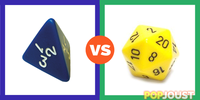 Which is the better polyhedral die