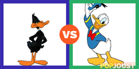 Who is the superior duck