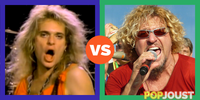 Who039s the better Van Halen frontman