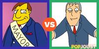 Who is the better cartoon mayor