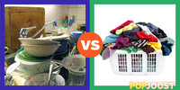 Which chore would you rather avoid