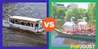 Which is the better boat
