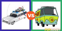 Which is the better fictional vehicle