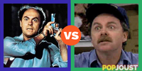 Which was the better Christopher Murney bad guy
