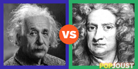 Who is the more famous scientist