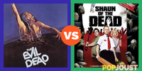 Which is the funnier Zombie film