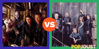 Which was the better sci-fi series