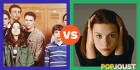 Which is the better 03990s teen-angst tv show