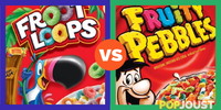 Which is the better sugary cereal