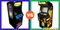 Which was the better 80s spaceship themed coin op game