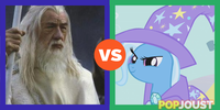 Who has greater magic