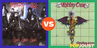 Which is the better Moumltley Cruumle album