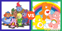 Who were the better evil fighting bears