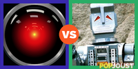 Which is the better artificial being