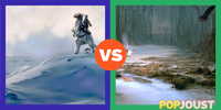 Which would be the better Star Wars vacation spot