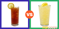 Which is the more refreshing drink