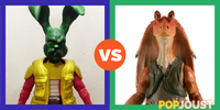 Who is the more reviled Star Wars character