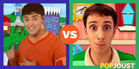 Who was the better Blues Clues host