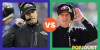 Which Harbaugh is the better NFL coach