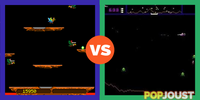 Which is the better 2-player retro arcade video game