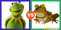 Which is the better fictional amphibian