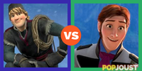 Which male Frozen character do you prefer