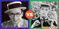 Who is the better silent film actor