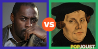Who is the more intense Luther